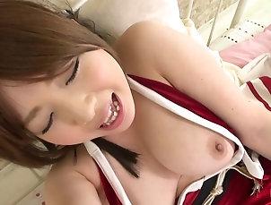 Couple,Hardcore,Asian,Japanese,Long Hair Plump Japanese cutie getting the...