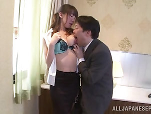 Couple,Hardcore,MILF,Asian,Japanese,Licking,Pantyhose,Nylon Delicious Japanese doll is pleasing...