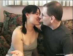 Couple,Hardcore,Asian,Amateur,Pigtails,Natural Tits Naughty Asian babe with natural tits...