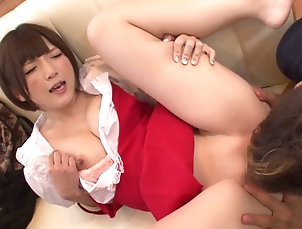 Couple,Hardcore,Asian,Japanese,Compilations Kizuna Sakura wears all her favorite...