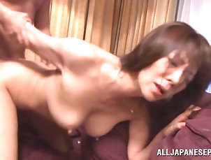 Reality,Couple,Hardcore,Asian,Japanese,Natural Tits,Pantyhose,Nylon,MILF,Cougars,Wife Japanese hot mature babe gets fucked...