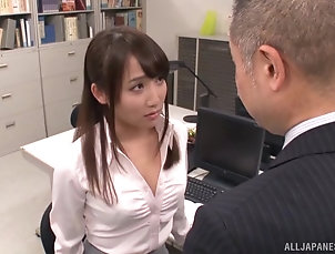Couple,Japanese,Office,Reality Japanese office worker wants to show...