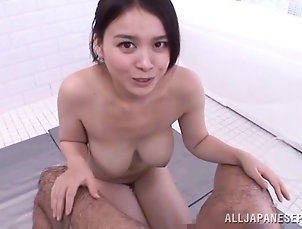 Reality,Couple,Hardcore,Asian,Japanese,Bath,Foot Fetish,Natural Tits,Soapy,Big Tits Striking Anna Natsuki Serves A...