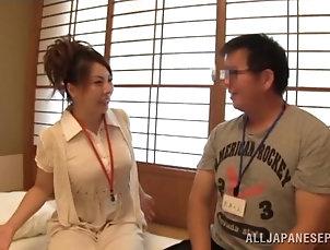 Couple,Hardcore,Asian,Japanese Horny Japanese couple gets excited...
