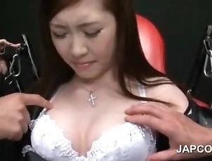 Asian,Japanese,BDSM,Slave Splendid asian sex slave gets sexy...