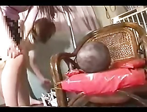 Asian;Femdom;Face Sitting;Bondage;Cunnilingus;Chair;Licking;Part 2;Japanese Reddit Japanese Licking Chair Part 2