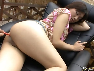 Asian,Toys,Japanese,Insertions Toying This Cute Asian's Pussy