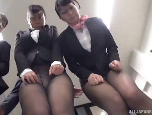 Group Sex,Hardcore,Asian,Japanese,Orgy,Reality,Office Office workers from the Far East...