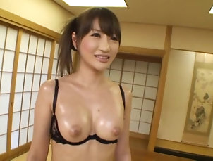 Amateur,Asian,Couple,Cum On Tits,Cumshot,Hardcore,High Heels,Japanese,Lingerie,Natural Tits,Nice Ass,Nylon,Stockings Hot Sex With Rina Yada Wearing Sexy...