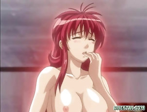 Anime Japanese hentai coed with bigtits hot...