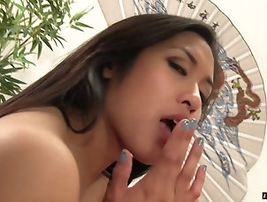 Asian,Pornstars,Long Hair Mia Li is a lovely Asian craving to...