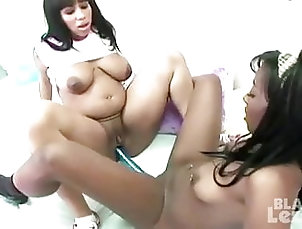 Amateur;Asian;Black and Ebony;Japanese;HD Videos;Homemade;Compilation Awesome lesbian action with beautiful...