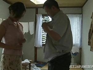 Amateur,Asian,Couple,Japanese,Reality Japaense Wife Having Hot Hardcore...