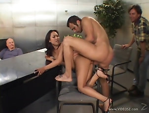 Reality,Asian,Hardcore,Doggystyle,Wife,Cuckold,Pornstars,Nice Ass A guy watches his wife get fucked by...