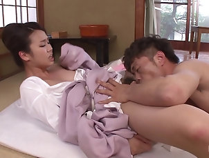 Hardcore,Couple,Asian,Japanese,Small Tits Tight Japanese babe is seduced and...