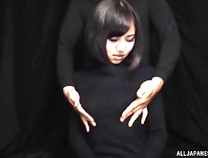 Japanese,Small Tits,Food Busty brunette Akane Aoi wants to...