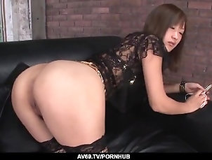 av69;big;boobs;asian;japanese;hot;milf;busty;sexy;lingerie;fishnet;stocking;nice;ass;vibrator;oiled;body;hardcore;action;dick;riding;creamed;pussy;big;tits;creampie,Asian;Big Tits;Creampie;Hardcore;Japanese Super hot Aika scenes in solo...