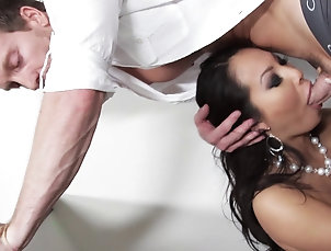 Couple,Hardcore,Toys,Handjob,Pornstars,Asian Asian fucks him and uses a sex toy on...