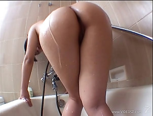 Nice Ass,Shower,Japanese,Asian,POV,Hardcore Japanese girl shows her nice ass then...