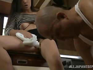 Couple,Hardcore,Amateur,Asian,Japanese,Orgasm,Natural Tits Amateur Asian cowgirl with natural...