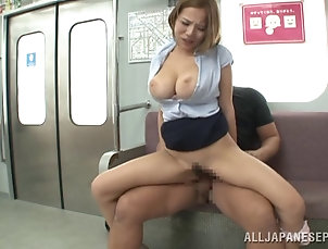 Reality,Story,Bus,Asian,Japanese,Hardcore,Public Marvelous Japanese doll stimulated as...