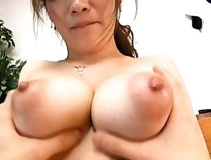 Asian,Hardcore,Big Tits,Japanese,Natural Tits Seira Moroboshi big breasts groped by...