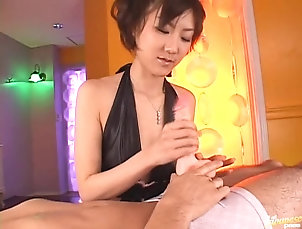 Amateur,Asian,Nice Ass,Blowjob,POV,Japanese,Facial,Licking,Pigtails,Swallow,Stockings,Cum In Mouth Hot Masseuse Koharu Tachibana Gives...