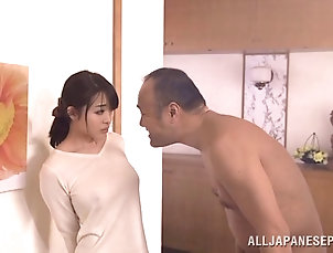 Couple,Hardcore,Asian,Japanese,Reality Seductive Asian gets her pussy jammed...