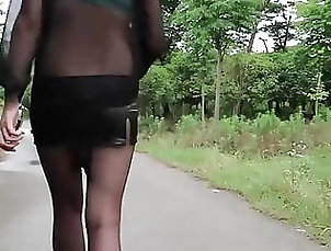 Asian;Voyeur;HD Videos;Outdoor;Wife;Pussy wife outdoor on road