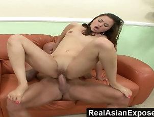 Couple,Hardcore,Asian,Fetish,Foot Fetish,Close Up,Blowjob Kita fucks and sucks but wants the...