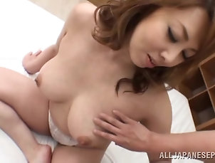Asian,Babes,Big Tits,Chubby,Couple,Hardcore,Japanese,Natural Tits,Panties,POV Amazing POV with a chubby blond angel...