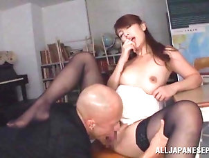Asian,Couple,Hardcore,Japanese,Natural Tits,Stockings,Nylon,Licking,Coeds,College Pretty Japanese Lady Gets Her Pussy...