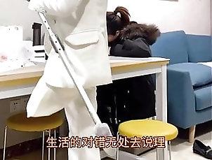 Asian;HD Videos;One Girl;Legged;One Legged;Girl one legged girl