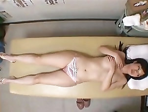 Massage,Asian,Japanese,Panties Exotic Asian MILF Sucks Cock and Gets...