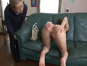 Couple,Hardcore,Asian,Japanese,Natural Tits,Big Tits Beautiful brunette from Far East...
