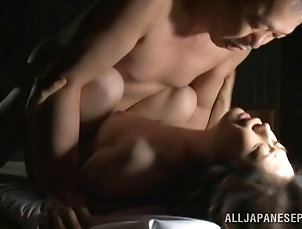Reality,Couple,Hardcore,Asian,Japanese,Wife,MILF,Cougars A sexy Asian cougar enjoys getting...