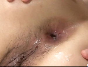 Close Up,Asshole,Gaping,Japanese Double trouble for Japanese bimbo...