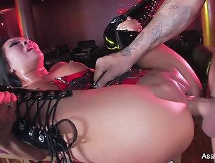 Asian;Brunettes;Hardcore;Pornstars;Creampie;Asa Akira;HD Videos;On Top;Gets Fucked;Fucked Asa Akira gets fucked on top of a...