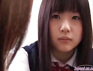 Lesbian;Schoolgirls;Japanese,Japanese,Lesbian,Schoolgirls,teacher Teacher Kissing Getting Her Nipples...