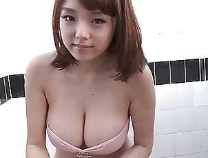 Big Boobs;Japanese;Big Natural Tits;HD Videos Ai Shinozaki - Big Jiggling Boobs