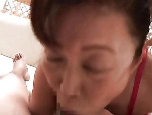 Asian;Blowjobs;Matures;Japanese;HD Videos;Cum in Mouth;Japanese Reddit Japanese Mature BJ CIM 19