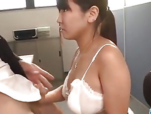 Asian;Blowjobs;Japanese;MILFs;Jav HD Yu Shinohara nasty porn play - More...