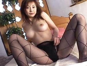 Masturbation;Japanese;Nylon;Pantyhose;Japan Japan Nylon 32