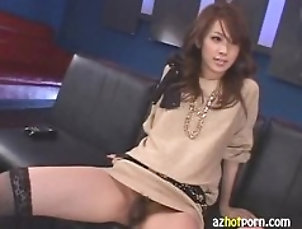 oral,blow-job,azhotporn,stockings,blowjobs,yuria,sendo,Asian AzHotPorn.com - First Impression 24