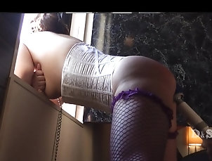 Amateur;Matures;BDSM;Japanese;Play;BDSM Mov doggy play