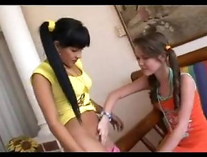 Teen;Lesbian;Pussy Licking,Lesbian,Pussy Licking,Teen,asian teen Asian teen lesbians with pigtals give...