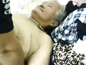 Grannies;Chinese;Asian Granny;Granny asian granny 1