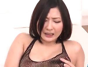 Asian,Japanese Megumi Haruka amazes in her naughty...