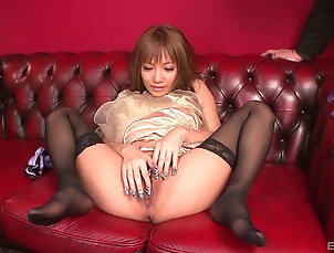 Hardcore,Asian,Toys,Vibrator,Pussy,Fetish,Gangbang Japanese hottie gets attacked by the...