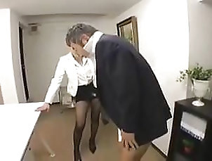 Asian;Japanese;Strapon;Dildo;Office;Rough;Censored;Humiliation;Rough Strapon Asians Office Ladt Rough Strapon...